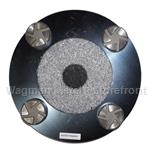 11 inch 150 Grit, PRODIACC™ Diamond Tooling, Metals