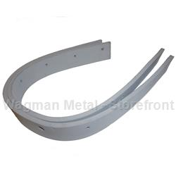 Grey Replacement Outer Blades / pair, 30""
