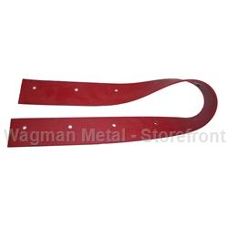 Red Neoprene Inner Blade, 30""
